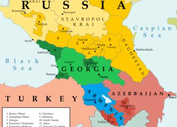 Արեւմուտք, Թուրքիա, Ռուսիա Եռանկիւնին Մէջ Բռնուած Հայաստանը