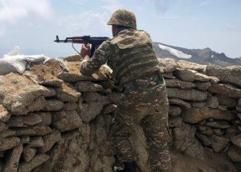 Ատրպէյճանի Բանակի Կրակոցներէն Արցախի Սահմանին Վիրաւորուեցան 6 Հայ Զինուորներ