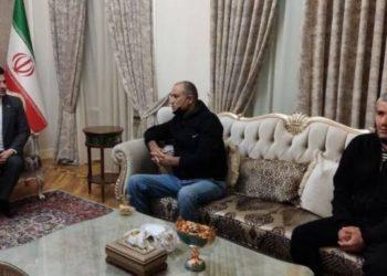Ատրպէյճանի Ձերբակալած Իրանցի Երկու Վարորդները Ազատ Արձակուեցան